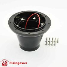 Steering Wheel Adapter Boss Kit Austin Healey Sprite MK1/2 MG Midget MK1 Black