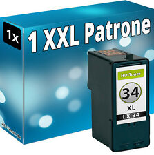 TINTE PATRONEN REFILL für LEXMARK 34XL 18C0034 P6250 P910 P915 P4310 P4330 P4350