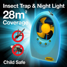 Insect Killer, Bug Zapper, Mosquito, Fly trap SUK A BUG RRP $29.95 BLUE