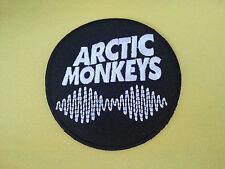 PUNK ROCK HEAVY METAL MUSIC SEW ON / IRON ON PATCH:- MONKEYS (b)