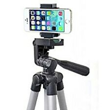 Quality 50'' iphone tripod stand with Bracket, all iphone 6 & 7, HTC Samsung etc