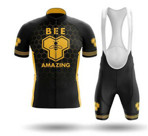 Bee Amazing  - Men's Novelty Cycling Kits