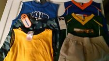 LOT OF BOYS NWT SHORTS SHIRTS Sz 24M 24 Months NEW
