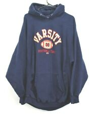 Steve & Barry's Men's XL Athletic Varsity Football Graphic Hoodie Hooded Sweater