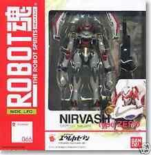 New Bandai Robot Sprits SIDE LFO Eureka Seven Nirvash Type Zero