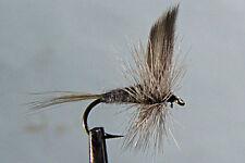1 x Mouche Sèche Subimago Bleue  H14/16/18 fliegen mosca fly dry fishing