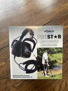 White's PROSTAR Metal Detector Headphones