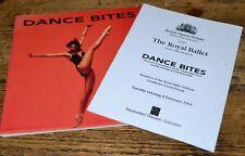 More details for royal ballet dance bites haymarket theatre leicester programme 1994