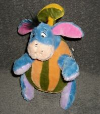 "Disney Winnie The Pooh Eeyore In Gourd 8"" Plush Bean Bag Toy"
