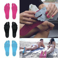 HOT Soft Adhesive Foot Pads Feet Sticker Stick On Soles Flexible Feet Protection