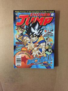 Shonen Jump Magazine  2003 August New