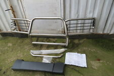 Land Rover Discovery One Chrome Bull Bars Never Fitted