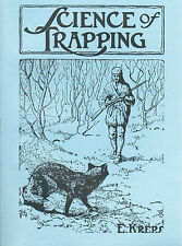 Book: Kreps, Science of Trapping, traps, trap, snare