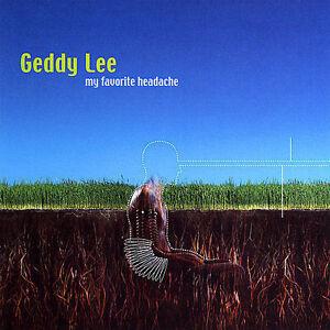 My Favorite Headache, Geddy Lee, Very Good
