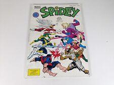 COMICS MARVEL EO REVUE  SPIDEY  N°92 1987