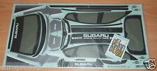 Tamiya 58426 Subaru Impreza Wrc 2008/tt01e/df03ra, 9495571/19495571 calcomanías, Nip