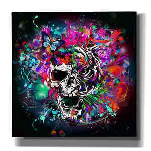 """Epic Graffiti """"Escape"""" Giclee Canvas Wall Art"""