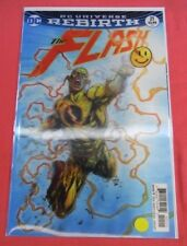 DC Comics Rebirth The Flash 21 Howard Porter Variant Cover Bagged and Boarded