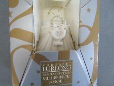 "2000 Margaret Furlong Millennum Angel 3"" Ornament Special Edition"