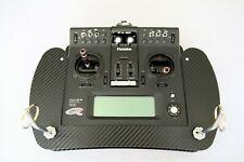 Bandeja de transmisor para futaba FX-36-FX32-FX30-FX22-FX20 Aspecto de Carbono 3D