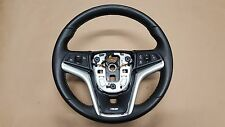 2012 2013 2014 2015 Camaro SS Black Leather Wrapped Steering wheel