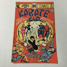 KARATE KID #1 DC Bronze Age 1st Issue Key #A