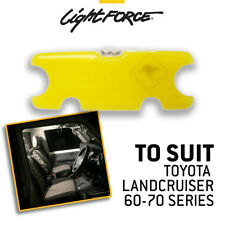 LIGHTFORCE LED INTERIOR LIGHT UPGRADE SUITS LANDCRUISER 79 SERIES SINGLE CAB