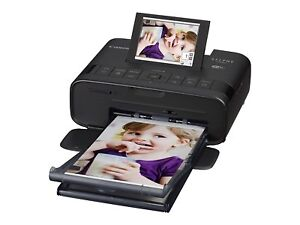 Canon Selphy CP1300 Schwarz Fotodrucker WLAN Drucker CP-1300