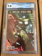 Amazing Spiderman Volume 4 #30 CGC 9.8 Doctor Octopus Alex Ross free shipping