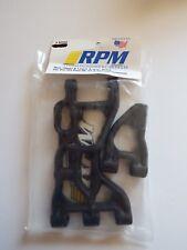 RPM - REAR UPPER & LOWER A-ARM - BLACK fits the HPI BAJA 5B, 5T, - Model # 82252