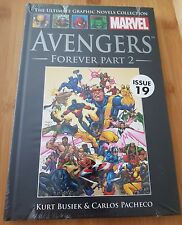 Ultimate Graphic Novels Collection Marvel Avengers Forever Part 2 Issue 19 NEW