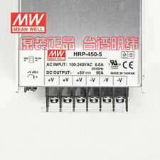 1PC Taiwan Mingwei switching power supply HRP-450-5