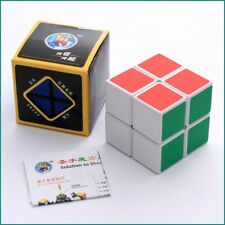 ABS-Ultra magic cube Professional 2X2 Cube Twist Sticker frosted Puzzle toy gift