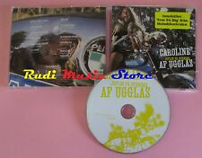 CD CAROLINE AF UGGLAS Joplin pa svenska JANIS 2007 eu V2 no lp mc dvd vhs