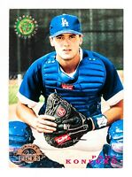 Paul Konerko #102 (1995 Topps Stadium Club) Rookie Card, Los Angeles Dodgers