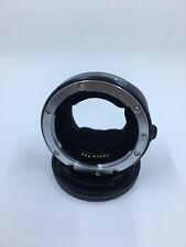 Metabones Canon EF Lens to Sony NEX Camera E T Mount Adapter Mark IV