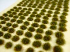 2mm Muddy Dead Grass: Self-Adhesive Multi-Scale Tufts Sp