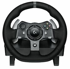 LOGITECH G920 UK Plug motore Racing Wheel per XBOX ONE E PC