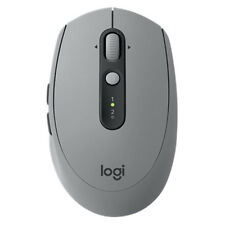 Logitech M590 Mini Mute Silent Mice Wireless Bluetooth Dual Mode Ergonomic Mouse