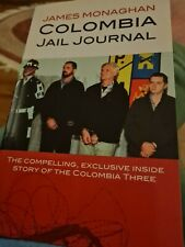 More details for irish republican colombia jail journal ( signed by ira man ) ultra rare mint...