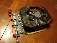 MSI iGAMER GTX 1060 6GB VIDEO CARD 1X FANS WORKS GREAT