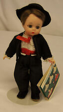 "1964 Madame Alexander Kins SPANISH BOY #779 BENT KNEE 8"" Wendy Doll w Stand RARE"