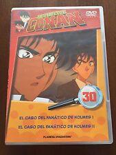 DETECTIVE CONAN DVD 30 - 1 DVD - 2 CAPS - 50 MIN - JONU MEDIA PLANETA DEAGOSTINI
