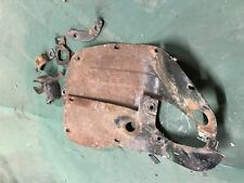 1962 Ford Farlane, Galaxie steering colum fire wall cover