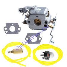 Carburetor Fuel Filter Line Fits Poulan PP5020AV Craftman Zama C1M-W47 Chainsaw
