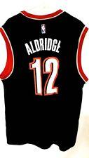 Adidas NBA Jersey Portland Trailblazers LeMarcus Aldridge Black sz 2X