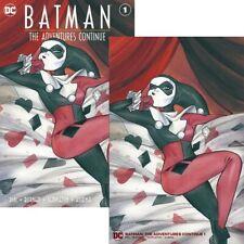 Batman: The Adventures Continue #1 (Peach Momoko Variant Set) Last Set in stock!