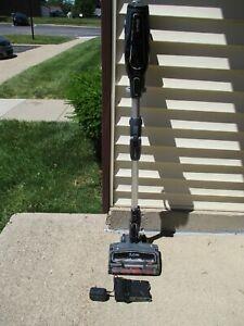 Shark Ionflex Duoclean IF203QSV cordless stick vacuum, 2 Batteries-Nice!