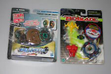 BeyBlade Beywheelz lot Shadow Fortune Zurafa W-07 Dranzer S B-6 RARE 2002