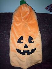 NWOT Dog Pumpkin outfit Halloween Clothes~Costume~Toy  Large-Medium